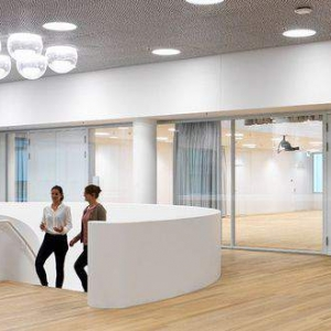 S-Line Offices Glass Partition Systems