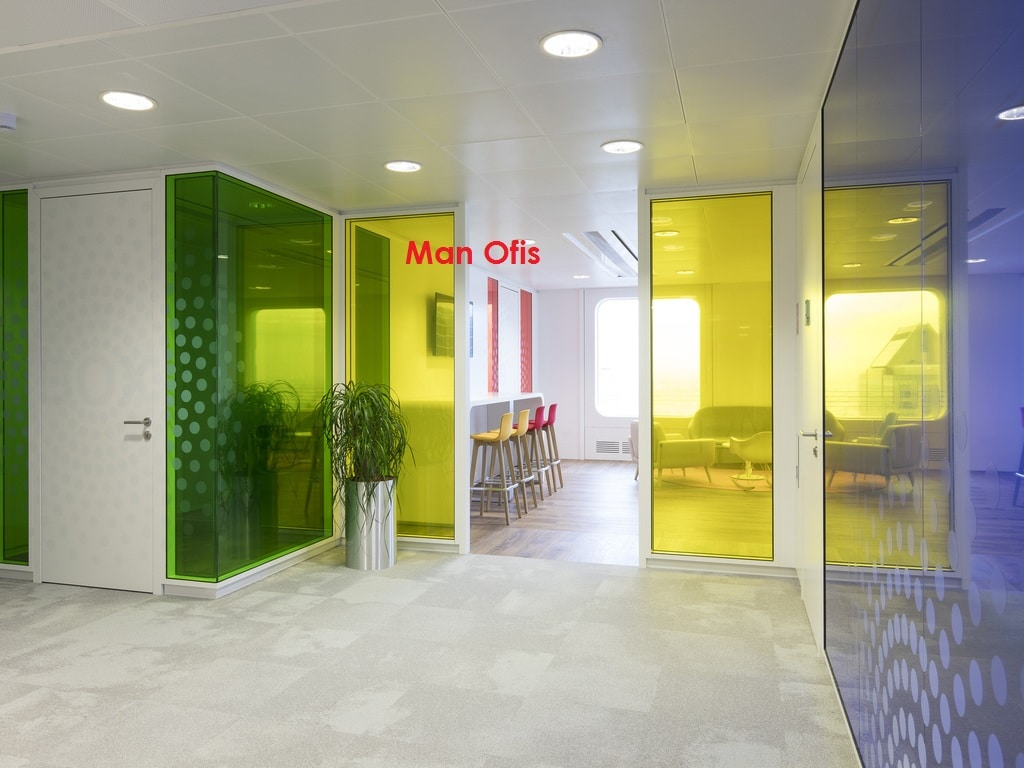 man office, office partition prices
