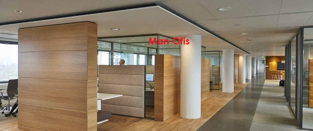 Man Office - Partition Wall Systems Istanbul