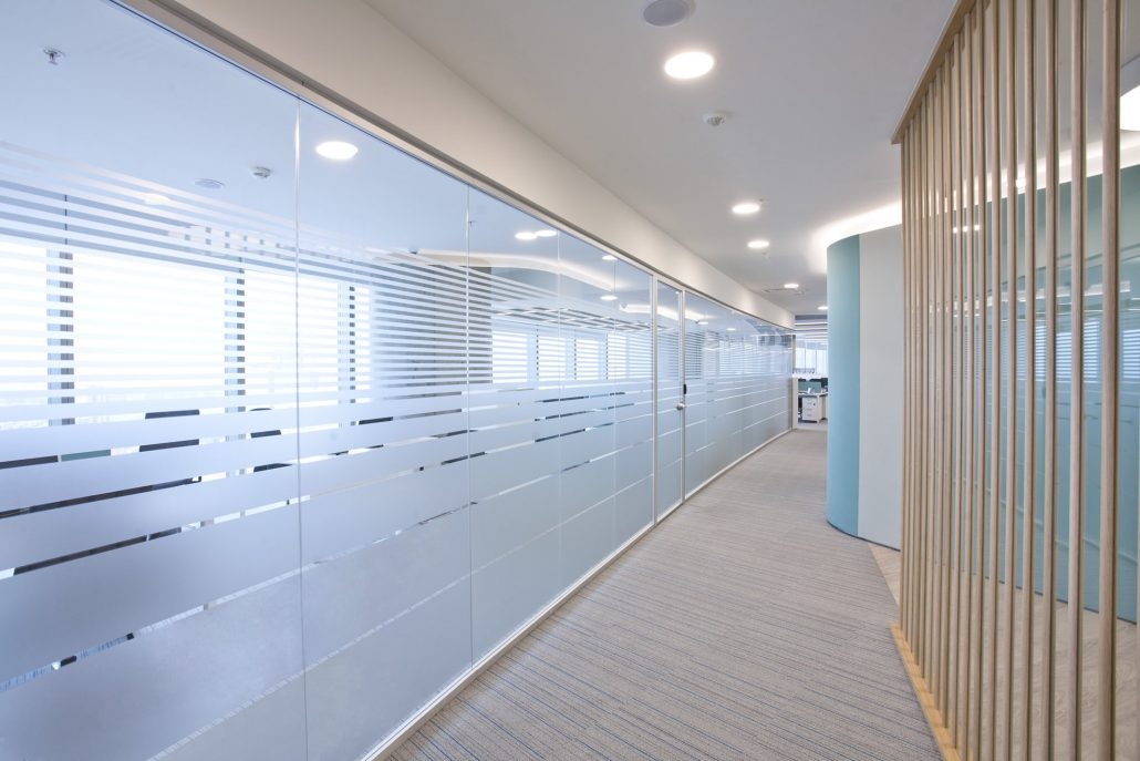 glass partition prices
