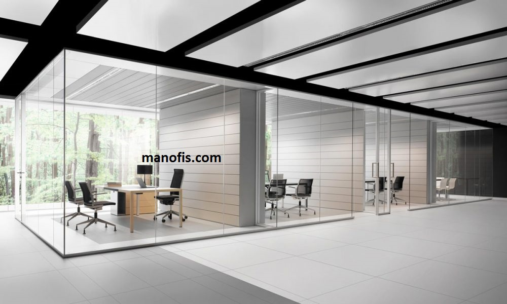 m2 glass partition systems prices