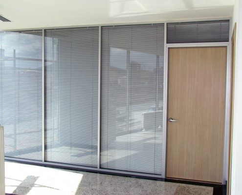 F500 jaluzili office partition systems