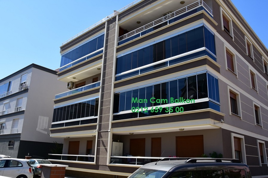 glass balcony prices