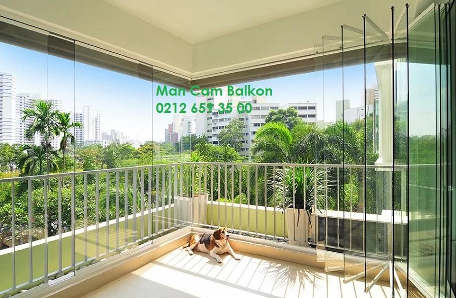 glass balcony models