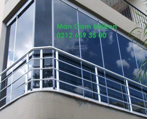 How to make a glass balcony