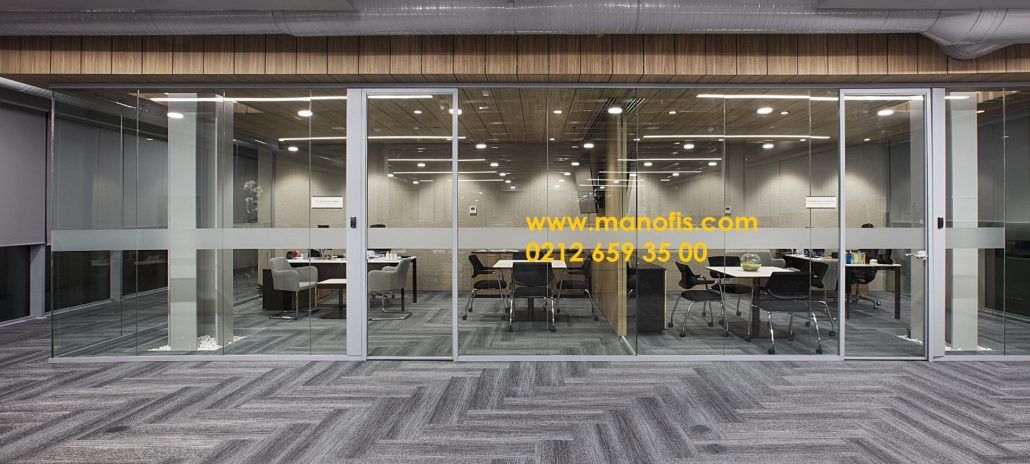 Office Partition Istanbul Projects