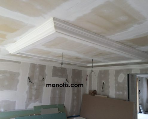 Istanbul Drywall Partition Wall