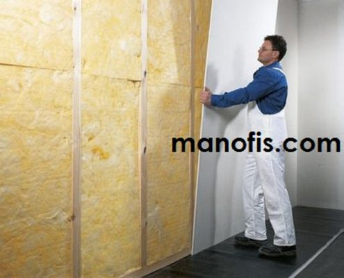 drywall partition wall soundproof