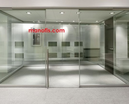 2019 glass partition system model