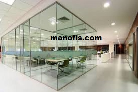 Office Design With Aluminum