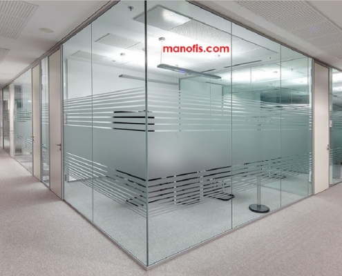 office partition model