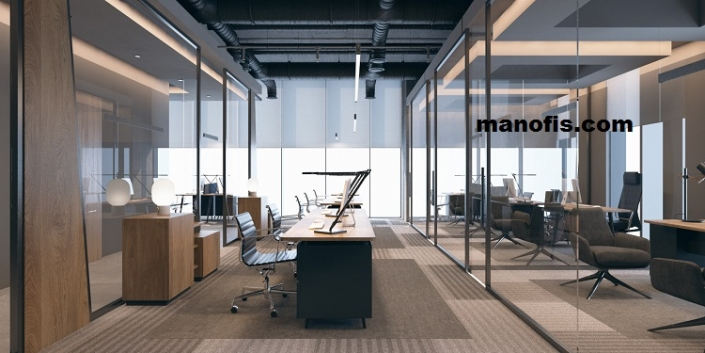 How to make office design